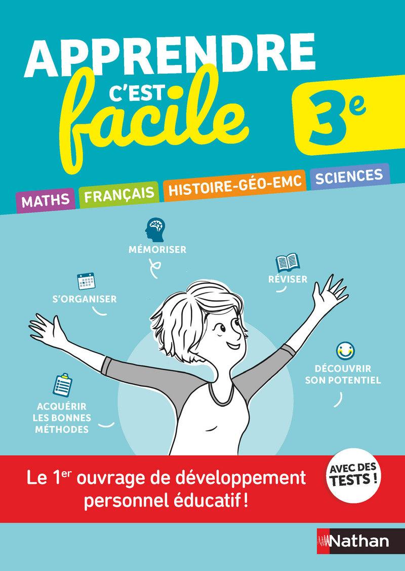 Apprendre c'est facile (3e) – MP. Saulze, C. Schwennicke, J. Baque, I. Cambon, S. Dufros