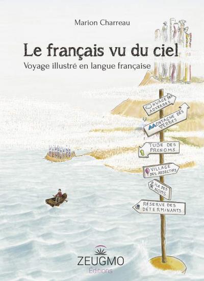 Le français vu du ciel – Marion Charreau
